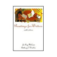 READINGS FOR WRITERS, 9E