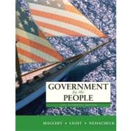 Government by the People 2011 : National, State, and Local
