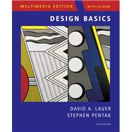 Design Basics, Multimedia Edition (with ArtExperience CD-ROM)