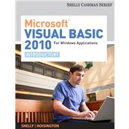 Microsoft Visual Basic 2010 for Windows Applications Introductory