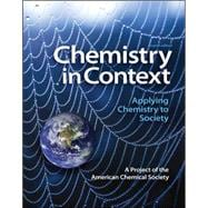Package: Chemistry in Context with Connect Access Card