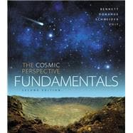 Cosmic Perspective Fundamentals, The, Plus MasteringAstronomy with Pearson eText -- Access Card Package