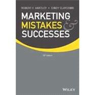 Marketing Mistakes and Successes, Twelfth Edition