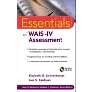 Essentials of WAIS-IV Assessment (Book with CD-ROM)