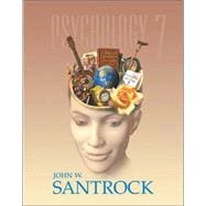 Santrock Psychology with Making the Grade CD ROM and PowerWeb
