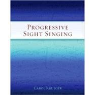 Progressive Sight Singing  Includes CD