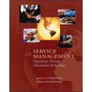 Service Management: Operations, Strategy, Information Technology w/Student CD
