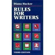 Rules for Writers