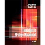 Foundations in Strategic Management, 5th Edition