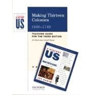 Making Thirteen Colonies Elementary Grades Teaching Guide