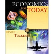 Economics for Today with X-tra! CD-ROM
