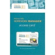 Homework Manager Passcode Card to accompany Practical Business Math Procedures, 9/e