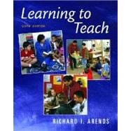 Learning to Teach with Guide Field Experiences and Portfolio Development, Student CD and Online Learning Center Card with PowerWeb