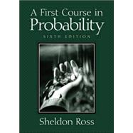 First Course in Probability, A