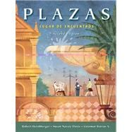 Plazas Lugar de encuentros (with Audio CD�s)