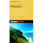Fodor's Hawaii 2002
