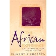 African Experience, The: An Introduction