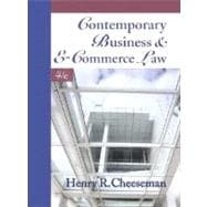 Contemporary Business and E-Commerce Law : The Legal, Global, Digital and Ethical Environment