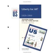 Liberty for All? Elementary Grades Teaching Guide A History of US Book 5