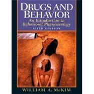Drugs& Behavior Intro Behav&Mysearchlab Pkg