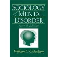 Sociology Of Mental Disorder