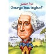 Quien fue George Washington? / Who Was George Washington?