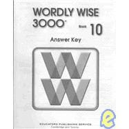 Wordly Wise 3000: Book 10