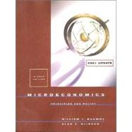 Microeconomics : Principles and Policy, 2001 Update