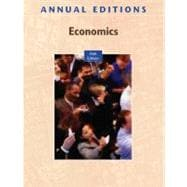 Annual Editions: Economics, 35/e