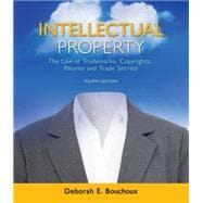 Intellectual Property The Law of Trademarks, Copyrights, Patents, and Trade Secrets