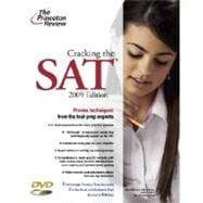 Cracking the SAT with DVD, 2009 Edition