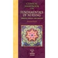 Clinical Handbook for Fundamentals of Nursing : Concepts, Procedure and Practice