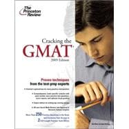 Cracking the GMAT, 2009 Edition