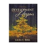 Development Through the Lifespan (with MyDevelopmentLab with E-Book Student Access Code Card)