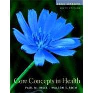 Core Concepts in Health 2004 Update with PowerWeb/OLC Bind-in Passcard, HealthQuest CD-Rom & Learning to Go Health