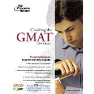 Cracking the GMAT with DVD, 2009 Edition