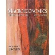 Macroeconomics : Theories and Policies