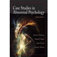 Case Studies in Abnormal Psychology, 8th Edition