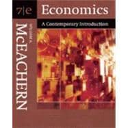 Economics A Contemporary Introduction (with InfoTrac)