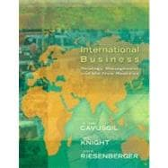 International Business : Strategy, Management, and the New Realities