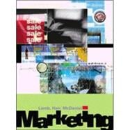 Marketing with Student CD-ROM and InfoTrac College Edition