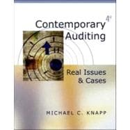 Contemporary Auditing Real Issues and Cases