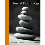 Clinical Psychology Concepts, Methods, and Profession (Non-InfoTrac Version)