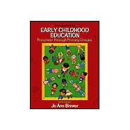 Introduction to Early Childhood Education : Preschool Through Primary Grades