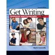 Get Writing: Sentences and Paragraphs, 2nd Edition