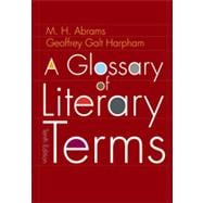 A Glossary of Literary Terms, 10th Edition