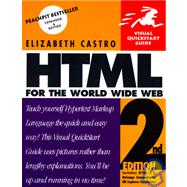 HTML for the World Wide Web : Visual Quickstart Guide