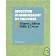 Effective Management in Nursing