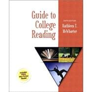 Guide to College Reading