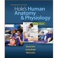 Combo: Hole's Human Anatomy & Physiology with Student Study Guide